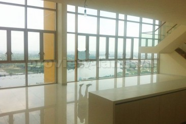 The Vista penthouses for rent in district 2