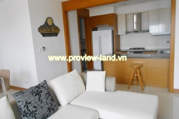 Apartment for rent in XI Riverview high floor nice river view
