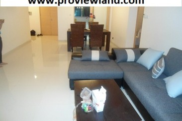 Apartment for rent in the Vista full amenities with 3 bedrooms