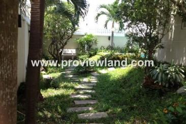 Villa in Thao Dien for rent 5beds , Nguyen Van Huong St., Dist 2
