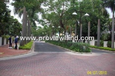 Villa Riviera An Phu for rent 5beds full furniture