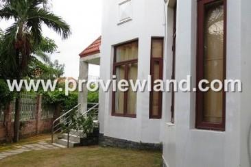 Thao Dien villa for rent in district 2 luxury villa cheapest