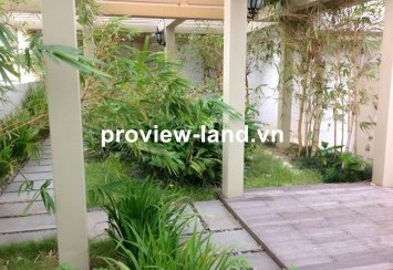 Penthouse The Vista apartment for rent with 450 sqm nice view