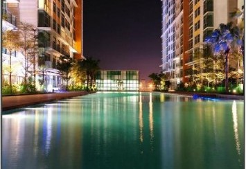 The Vista apartment for rent nice swimming pool in District 2