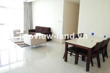 The Vista Apartment for rent with 135 sqm luxury, full furnished