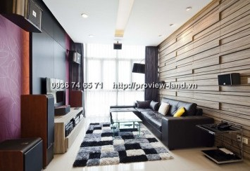 Vista apartment for rent in District 2 very nice interior