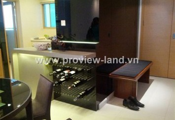 The Vista apartment for rent in District 2 Saigon river view and gorgeous pool