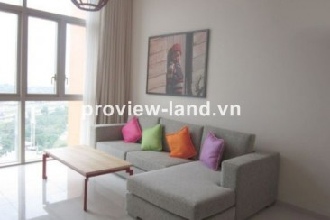 Apartment for rent  fully furnished, modern amenities at The Vista An Phu pool view