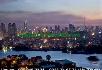 River Garden Apartment for rent District 2 on 20th floor, nice river view