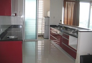 Apartment for rent District 2 fully equipped  at Fideco clean and security