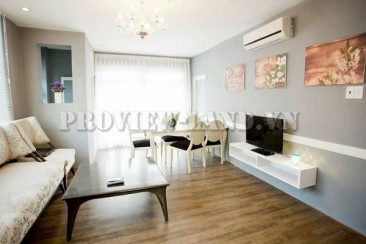 2 Beds-serviced apartment for rent district 3 fully facilities