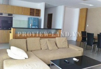 Apartment for rent District 2 with 3 beds in Fideco RiverView Building