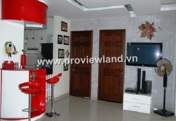 An Khang apartment in area District 2 for rent 3 beds, 105 sqm