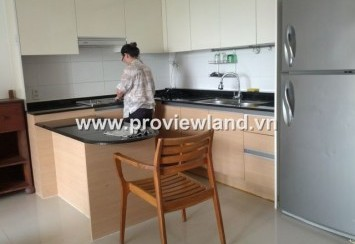Apartment for rent with 80 sqm in Cantavil An Phu