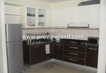 3 beds-Cantavil An Phu apartments for rent full furnished with balcony