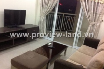 2 beds-An Khang Apartment for rent furnished in District 2