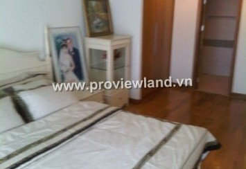 River Garden apartment for rent district 2 nice balcony, river and city view