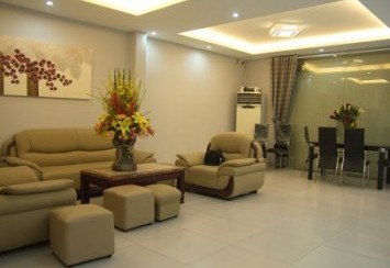 Serviced apartment for rent district 1 brand new, nice, security in Le thi Rieng