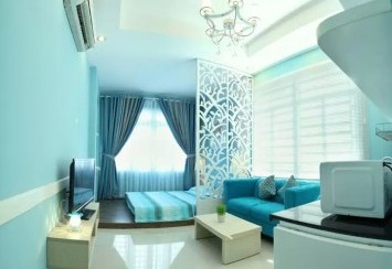 Serviced apartment for rent district 3 on Rach Bung Binh Street fully furnished