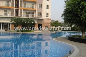 For rent Xi River View Palace apartments furnished with 3 beds