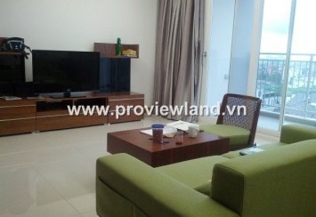Xi River View Palace apartments with fully furnished, 3 bedroom for rent