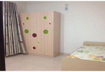 An Khang apartment for rent in District 2 with 3 bedrooms, cool view