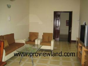 An Khang Apartment for rent Fully furnished on the nice view