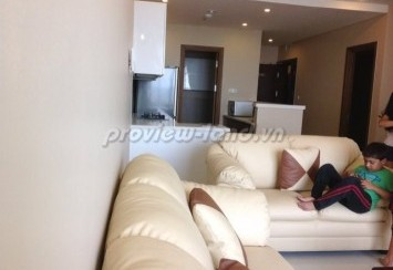 Thao Dien Pearl apartment for rent river view, fully equipped furnished