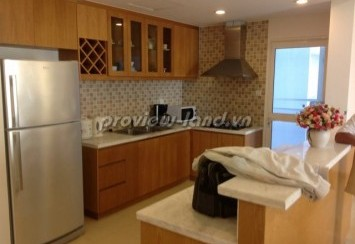 River Garden Apartment for rent district 2 with an area of 156 sqm, designed 3 bedrooms
