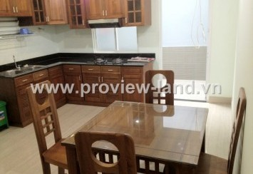 Serviced apartment for rent district 1 fully furnished, nice view near Ben Thanh market