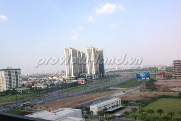 Cantavil An Phu apartment for rent with modern design and beautiful city view