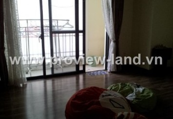 Cantavil An Phu apartments for rent with pool areas and airy view