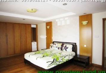 Duplex Apartment for rent district 2 view to River and City in River Garden