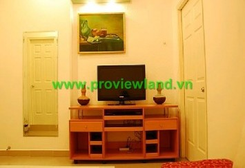 Nice Serviced apartment for rent district 1 with 1 bed, fully furnished