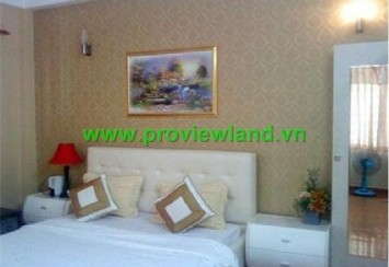 Serviced apartment for rent district 1 fully furnished with 35 sqm in Thai Van Lung