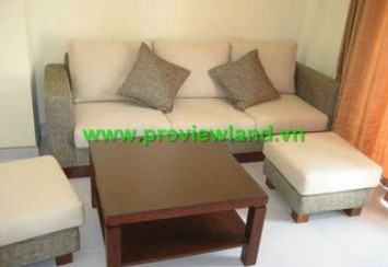 Serviced Apartment for rent district 1 located on good residential street