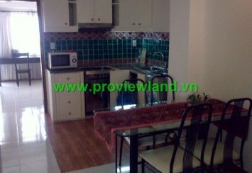 Linh service apartment for rent district 1 charming and modern style near Le Van Tam Park