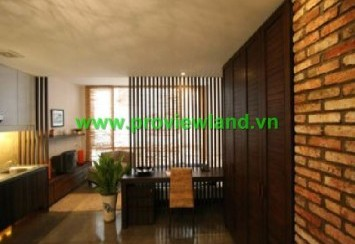 Pham Ngoc Thach with high class apartment for living Serviced Apartments for rent district 3
