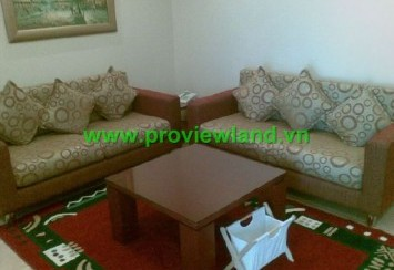 Service apartment for rent district 3 with 100sqm, fully furnished