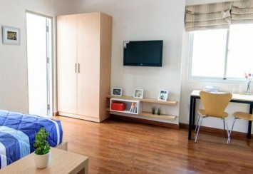 GK Home serviced apartment for rent district 1 center equipment new and modern