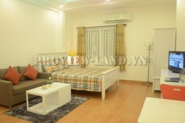 1 bed service apartment for rent district 1 best prices on Nguyen Trai Street