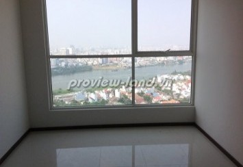Thao Dien Pearl for rent 2 beds apartment very nice river view
