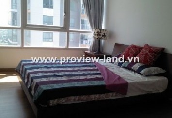 Xi Riverview Palace apartment for rent fully furnished modern luxury