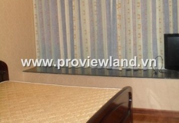 Pool view Apartment for rent district 2 with beautiful rooms in Hoang Anh Riverview
