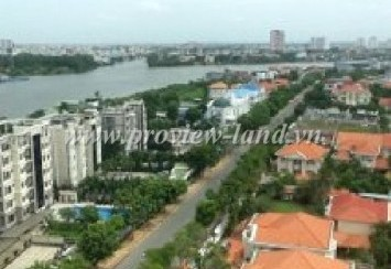 Hoang Anh Riverview apartment for rent district 2 environment friendly price 1100 usd