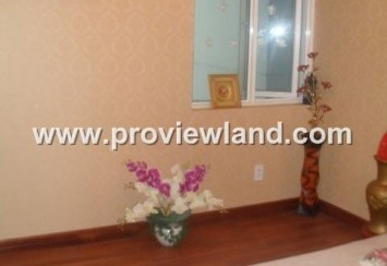 Hoang Anh Riverview 4 beds with 150 sqm apartment for rent district 2