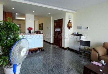 Hoang Anh Riverview apartment for rent district 2 with 4 bedroom bancony full furnished