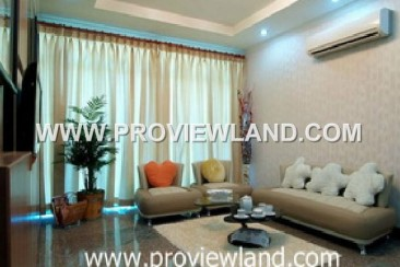 Apartment for rent district 2 in Hoang Anh Riverview with 157 sqm fully furnished