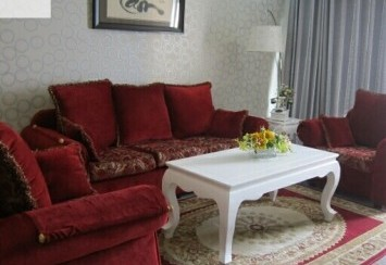 Hoang Anh Apartment for rent district 2 fully furnished with high-quality modern appliances