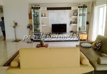 Apartment for rent District 2 big garden high floor beautiful view in River Gaden penthouse